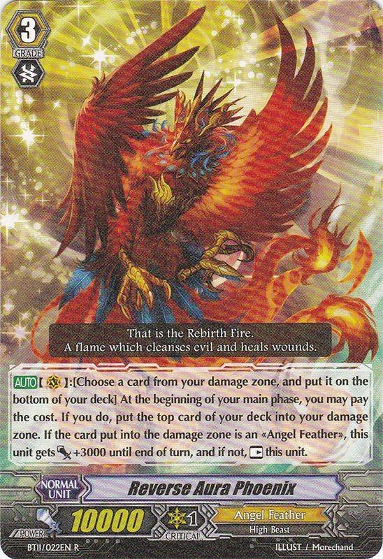 Reverse Aura Phoenix - BT11/022EN - R