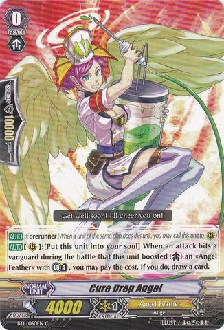 Cure Drop Angel - BT11/050EN - C