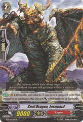 Seal Dragon, Jacquard - BT11/032EN - R