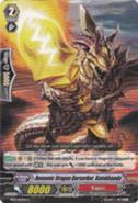 Demonic Dragon Berserker Kumbhanda - BT11/063EN- C on Channel Fireball
