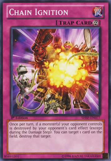 Chain Ignition - SHSP-EN077 - Common - 1st Edition