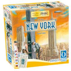 Alhambra: New York Card Game