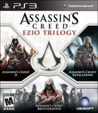 Assassin's Creed - Ezio Trilogy (Playstation 3)