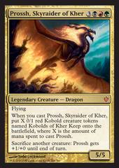 Oversized - Prossh, Skyraider of Kher on Channel Fireball