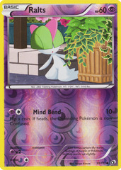 Ralts - 59/113 - Common - Reverse Holo