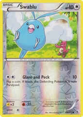 Swablu - 103/113 - Common - Reverse Holo