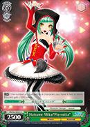 Hatsune Miku Pierretta - PD/S22-E034 - U