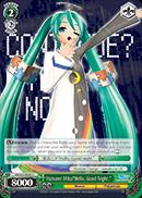 Hatsune Miku Hello, Good night. - PD/S22-E045 - C