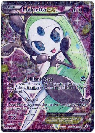 Meloetta-EX - RC25/RC25 - Full Art