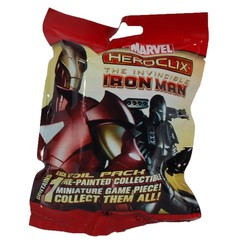 The Invincible Iron Man Single-Figure Booster Pack