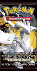 Pokemon Black & White: Legendary Treasures Booster Pack