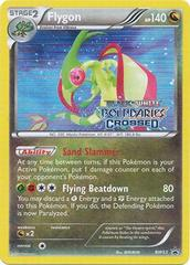 Flygon - BW53 - Promotional - Boundaries Crossed Prerelease Promo