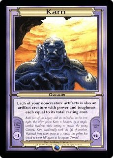 Karn (oversized card)