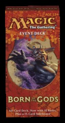 MTG Born of the Gods Event Deck