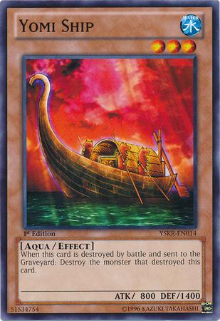 Yomi Ship - YSKR-EN014 - Common - 1st Edition