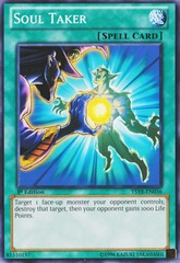 Soul Taker - YSYR-EN036 - Common - 1st Edition