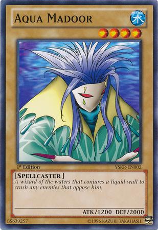 Aqua Madoor - YSKR-EN002 - Common - 1st Edition
