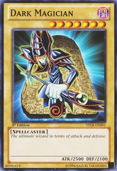 Dark Magician - YSYR-EN001 - Common - 1st Edition