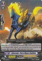 Liberator, Flare Mane Stallion - BT10/057EN - C