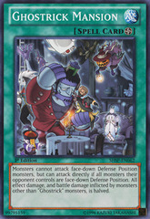 Ghostrick Mansion - SHSP-EN062 - Common - Unlimited Edition