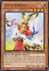 Vivid Knight - SHSP-EN099 - Rare - Unlimited Edition