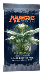 Magic 2014 Xbox Live Booster Pack