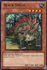 Black Stego - Green - DL13-EN011 - Rare - Unlimited Edition on Channel Fireball