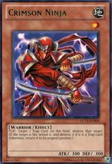 Crimson Ninja - Green - DL13-EN004 - Rare - Unlimited Edition on Channel Fireball