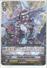 Sleygal Double Edge - TD05/002EN - R on Channel Fireball
