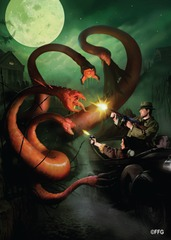 Art Sleeves - Arkham Horror (50ct)