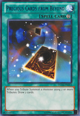 Precious Cards from Beyond - Blue - DL14-EN012 - Rare - Unlimited Edition