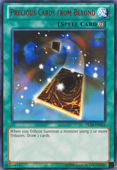 Precious Cards from Beyond - Red - DL14-EN012 - Rare - Unlimited Edition